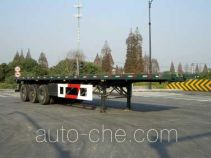 Zhongshang Auto ZZS9390P flatbed trailer