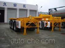 Zhongshang Auto ZZS9400TJZ container transport trailer
