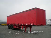 Zhongshang Auto ZZS9401XXY curtainsider trailer