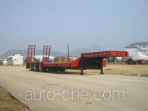 Zhongshang Auto ZZS9403TDP lowboy