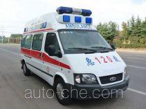 Chuntian ZZT5030XJH-4 ambulance