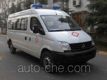 Chuntian ZZT5030XJHA-4 ambulance
