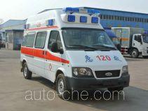 Chuntian ZZT5031XJH-5 ambulance