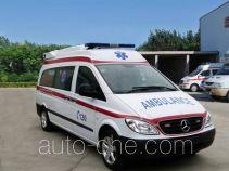 Chuntian ZZT5034XJH-4 ambulance