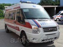 Chuntian ZZT5035XJH-4 ambulance