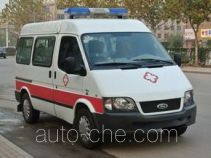 春田牌ZZT5037XJH-4型救护车