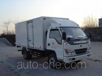 Xier ZZT5040XBW insulated box van truck
