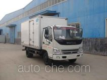 Xier ZZT5040XBW-4 insulated box van truck