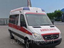 Chuntian ZZT5040XJH-4 ambulance