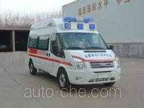 春田牌ZZT5040XJH-5型救护车