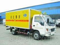 Xier ZZT5040XQY explosives transport truck