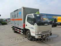 Xier ZZT5040XRG-4 flammable solid goods transport van truck