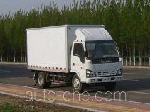 Xier ZZT5041XBW insulated box van truck