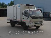 希尔牌ZZT5041XLC-4型冷藏车