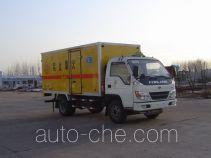 Xier ZZT5041XQY explosives transport truck