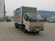 Xier ZZT5041XYN-4 fireworks and firecrackers transport truck