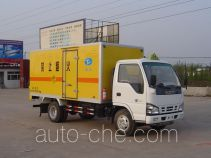 Xier ZZT5042XQY explosives transport truck