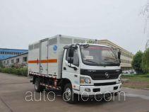 希尔牌ZZT5042XRQ-5型易燃气体厢式运输车