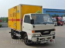 Xier ZZT5043XQY-4 explosives transport truck
