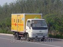 Xier ZZT5045XQY explosives transport truck