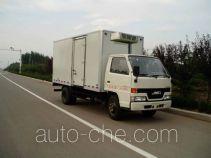 希尔牌ZZT5046XLC型冷藏车