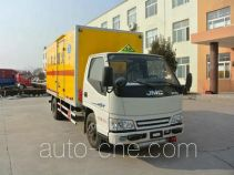 Xier ZZT5050XQY-4 explosives transport truck