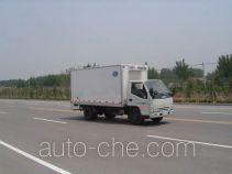 希尔牌ZZT5051XLC型冷藏车