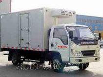 希尔牌ZZT5052XLC型冷藏车