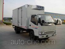 希尔牌ZZT5060XLC型冷藏车