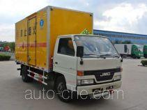 Xier ZZT5060XYN-4 fireworks and firecrackers transport truck