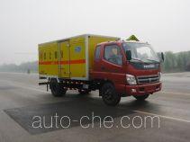 Xier ZZT5070XQY explosives transport truck