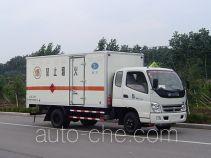 Xier ZZT5071XQY explosives transport truck