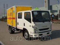 Xier ZZT5073XQY-4 explosives transport truck