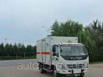 Xier ZZT5080XQY-5 грузовой автомобиль для перевозки взрывчатых веществ