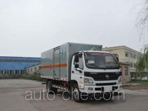 Xier ZZT5080XRY-5 flammable liquid transport van truck