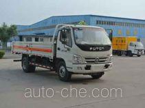 Xier ZZT5090TQP-4 грузовой автомобиль для перевозки газовых баллонов (баллоновоз)