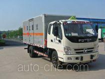 Xier ZZT5090XQY-4 explosives transport truck