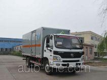 Xier ZZT5091XQY-5 грузовой автомобиль для перевозки взрывчатых веществ