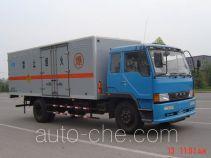 Xier ZZT5111XQY explosives transport truck