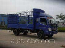 希尔牌ZZT5121CYS型仓栅式运输车