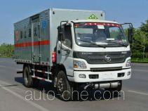 Xier ZZT5121XQY-4 explosives transport truck