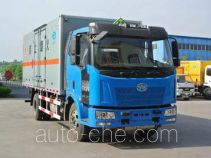 Xier ZZT5122XQY-4 explosives transport truck
