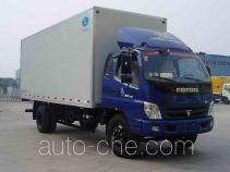 Xier ZZT5153XBW insulated box van truck