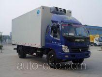 希尔牌ZZT5153XLC型冷藏车