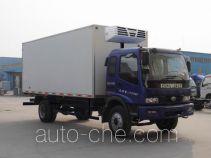 希尔牌ZZT5154XLC型冷藏车
