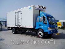 希尔牌ZZT5160XLC型冷藏车