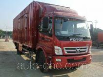 Xier ZZT5160XXY-4 box van truck
