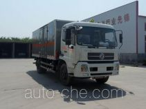 Xier ZZT5161XQY-4 explosives transport truck
