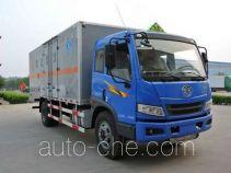 Xier ZZT5162XQY-4 explosives transport truck