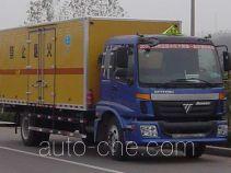 Xier ZZT5163XQY explosives transport truck
